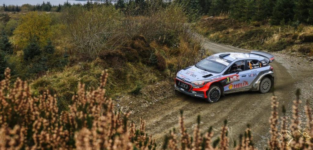 Hyundai Motorsport momčad osigurala je najbolji plasman od kada se natječe u WRC-u
