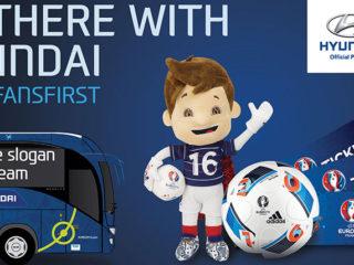 Navijači su izabrali službene nacionalne UEFA EURO 2016™ slogane