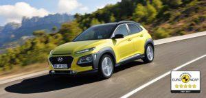 Hyundai KONA – 5 NCAP zvjezdica za sigurnost
