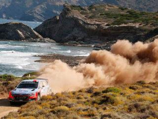 Hyundai Motorsport na čelu s Neuvilleom odnio pobjedu na Sardiniji