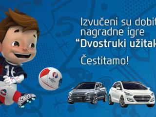 Hyundai izvukao sretne dobitnike koji idu na UEFA EURO 2016