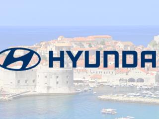 Hyundai je stigao u Dubrovnik