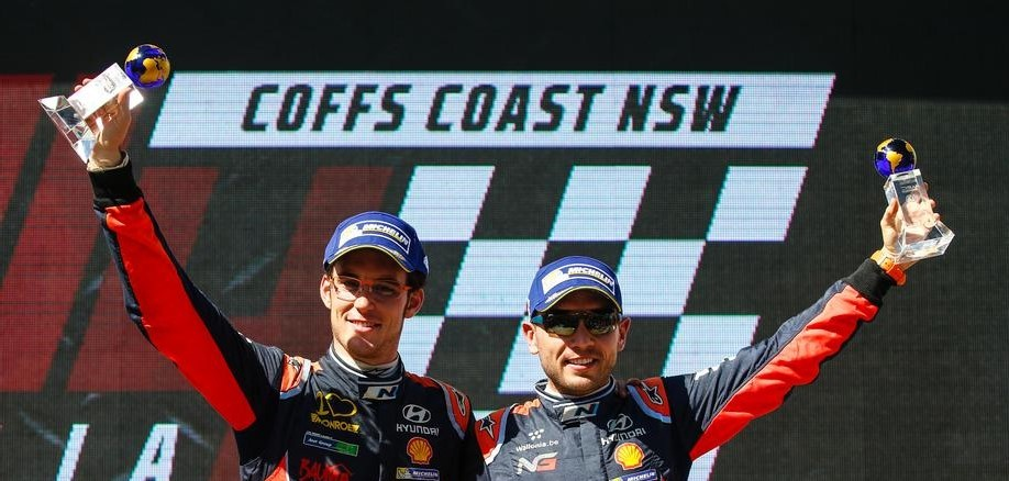 WRC sezona uspješno okončana!