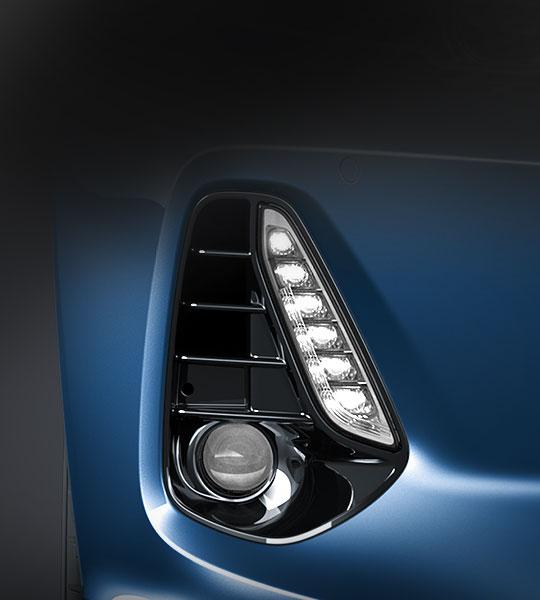 LED dnevna i pozicijska svjetla