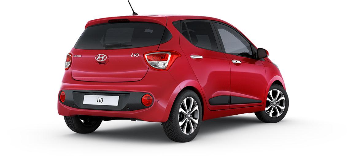 Hyundai i10 dizajn