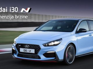 Hyundai i30 N – nova dimenzija brzine