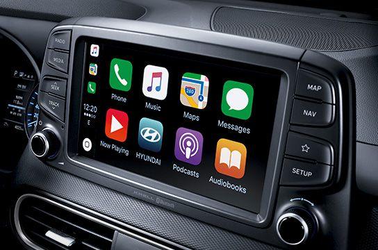 """8"""" zaslon audio-navigacijskog uređaja osjetljiv na dodir"""