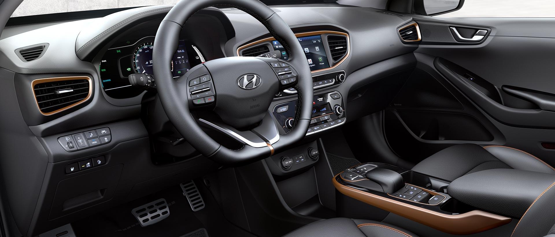 Hyundai IONIQ Ekološki prihvatljivi materijali
