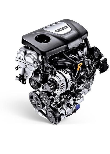 1.0 T-GDi benzinski motor