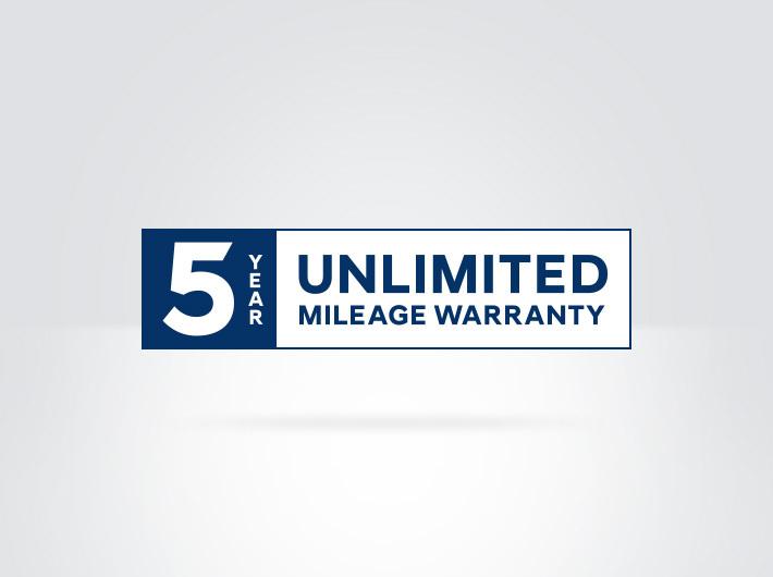 5 godišnje neograničeno jamstvo
