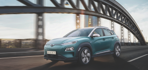 Hyundai KONA EV – You drive it, you electrify it.