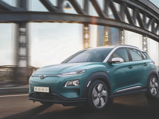 Hyundai KONA EV - You drive it, you electrify it.
