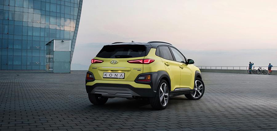 Hyundai KONA – Od sada i u moćnoj diesel izvedbi