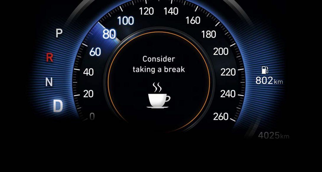 Sustav upozorenja vozača na budnost