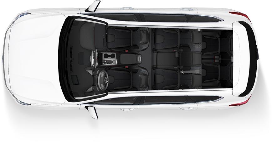 Hyundai Santa Fe Dizajn Unutrašnjost