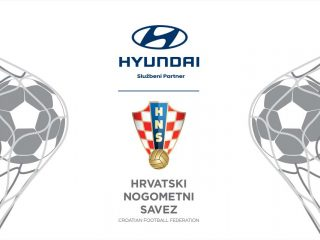 Hyundai – ponosni sponzor Hrvatskog nogometa!
