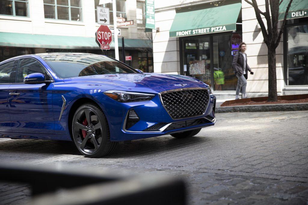 Hyundai i Genesis vodeći u unapređenju kvalitete novih vozila