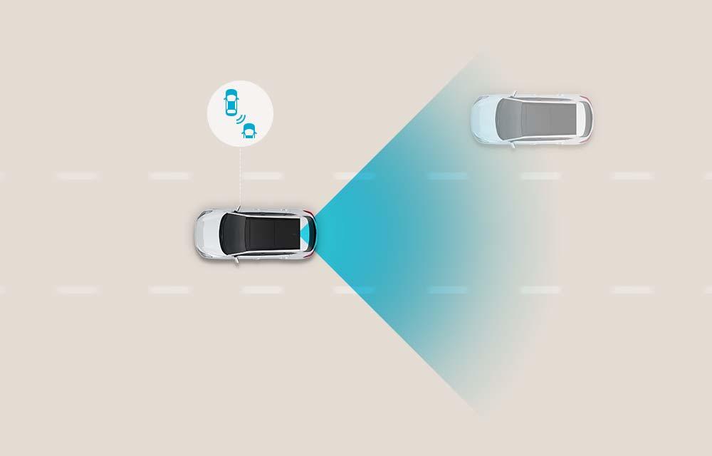 Sustav upozorenja na vozilo u mrtvom kutu (BCW)