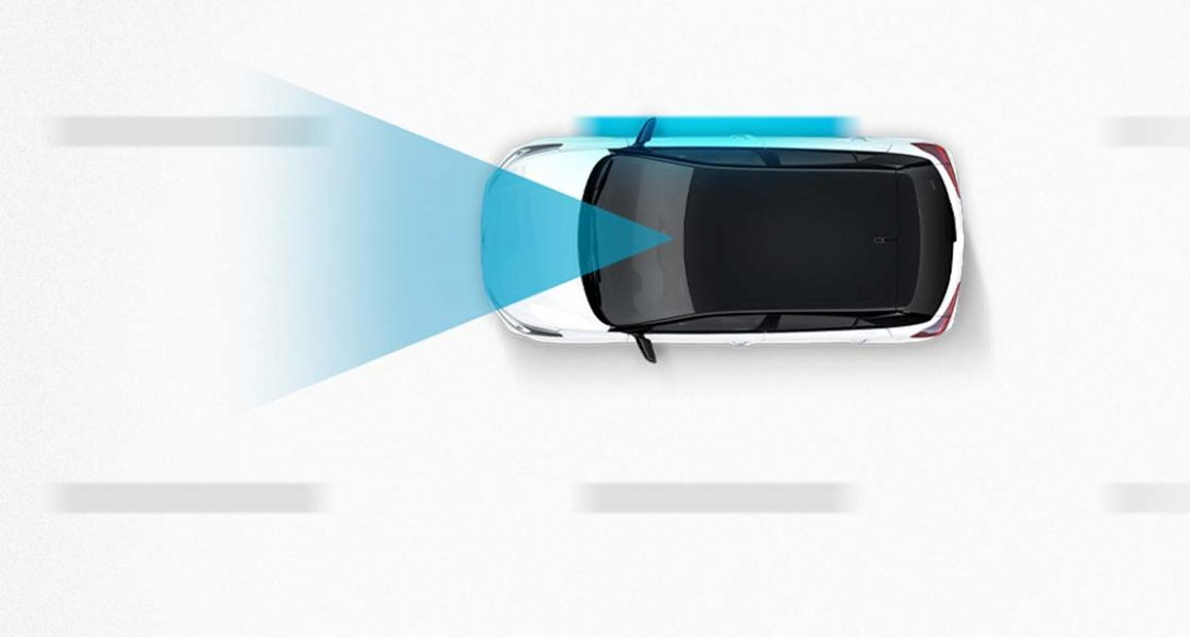 Sustav upozorenja na napuštanje vozne trake (LKA)
