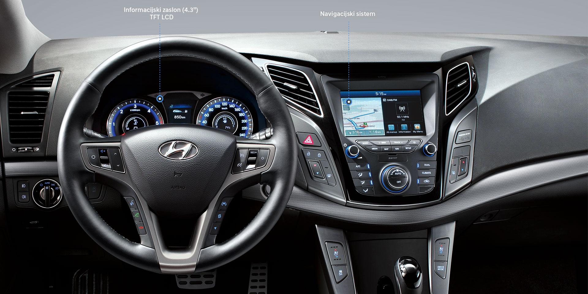 Hyundai i40 4,3