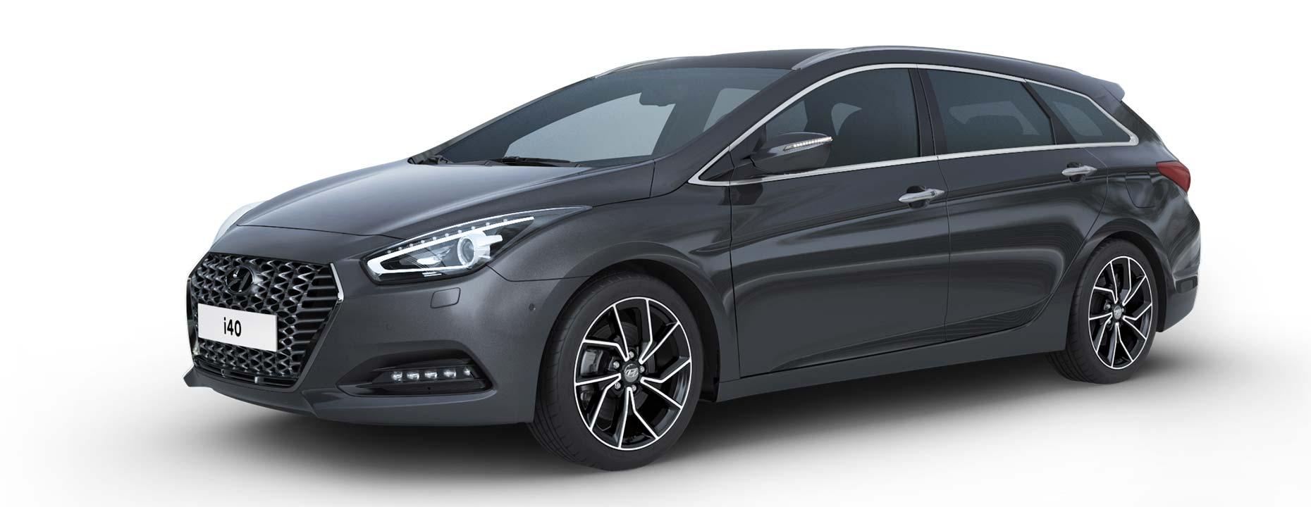 Hyundai i40 - Moderan dizajn