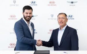 Hyundai surađuje s Rimac Automobilima