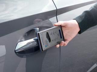 Hyundai predstavlja prvi produkcijski model sa senzorom otiska prsta