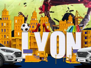 Hyundai vas vodi na finale Svjetskog nogometnog prvenstva za žene!