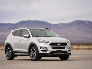 Hyundai Tucson nagrađen novim rejtingom sigurnosti TOP SAFETY PICK+