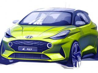 Predstavljamo prvu skicu novog Hyundai i10