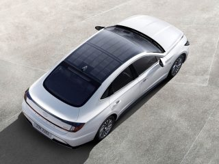 Hyundai će lansirati prvi automobil sa solarnim sustavom