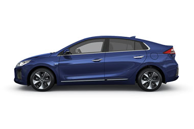 Ioniq EV Intense Blue
