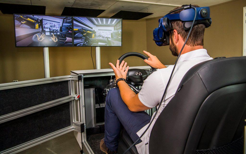 Virtualna stvarnost igra ključnu ulogu u razvoju najnovijih Hyundai automobila