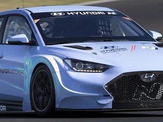 Hyundai započeo testiranje Veloster N ETCR