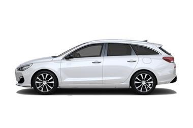 Hyundai i30CW Polar White