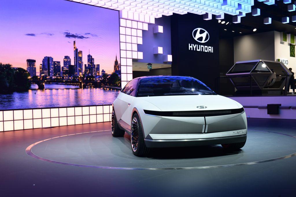 Hyundai na Frankfurt International Motor Showu