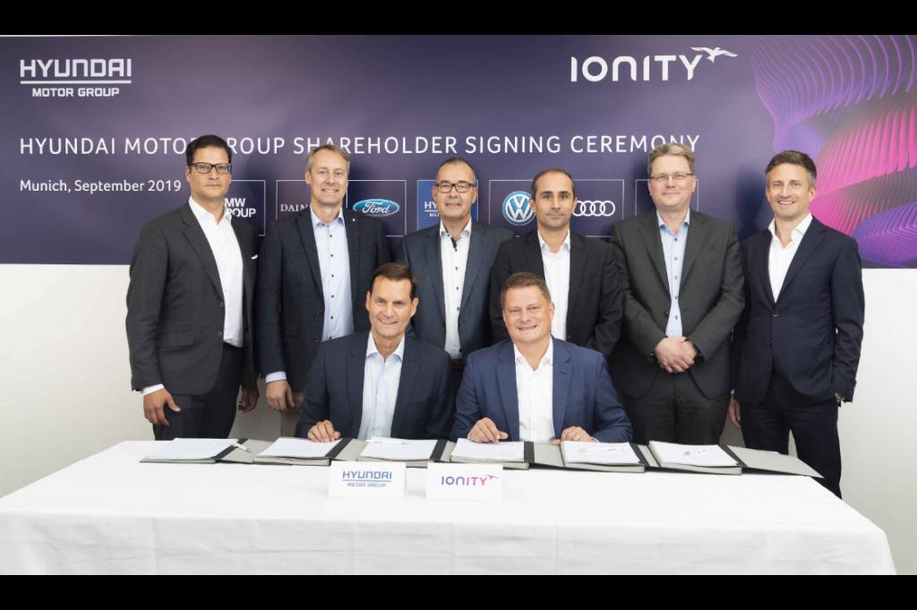Hyundai ulaže u IONITY s ciljem proširenja mreže za punjenje električnih automobila