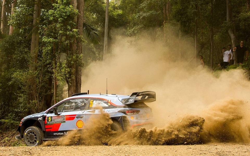 Hyundai osvojio prvu WRC titulu!