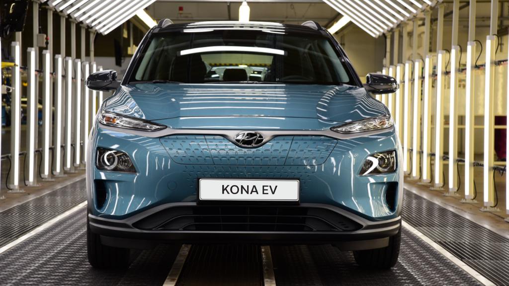 Hyundai utrostručio proizvodni kapacitet KONE EV i skratio vrijeme čekanja kupaca