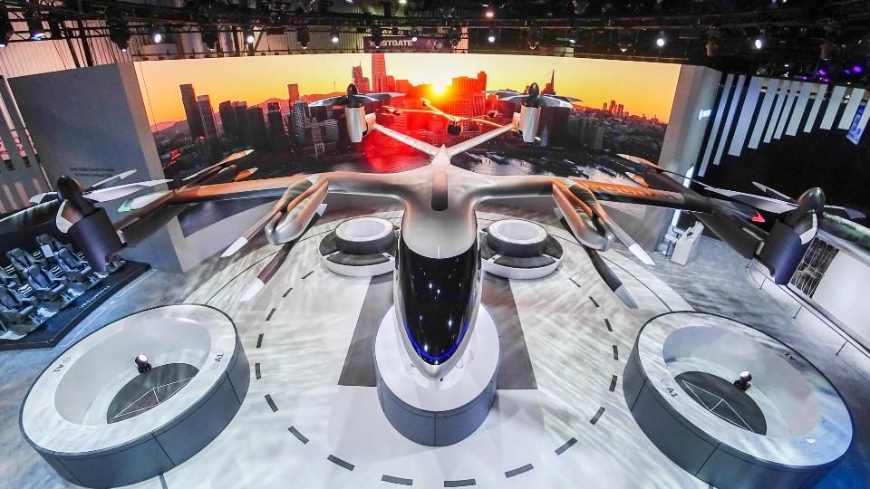 Hyundai Motor i Uber najavili partnerstvo za zračnu vožnju