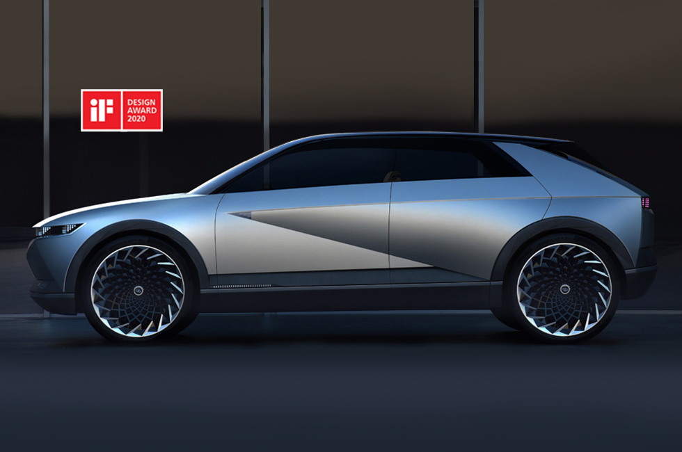 Hyundai odnio dvostruku pobjedu na iF Design Awards 2020
