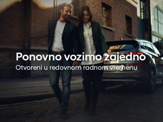 NOVO: Hyundai saloni su ponovno otvoreni