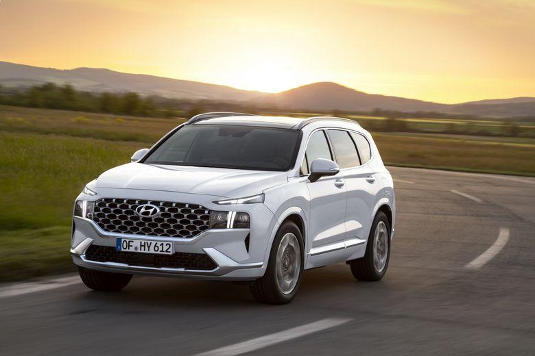 Predstavljamo vam novi Hyundai Santa Fe