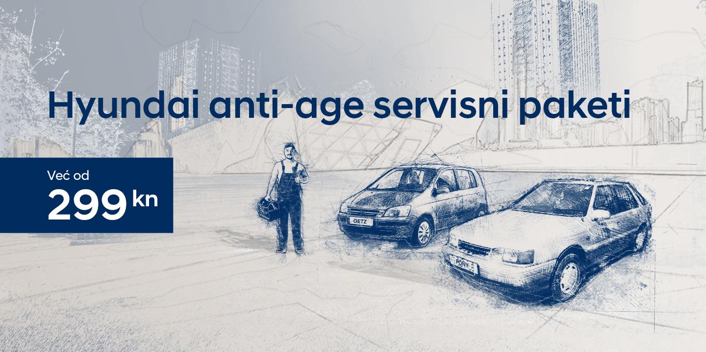 Hyundai servisni paketi
