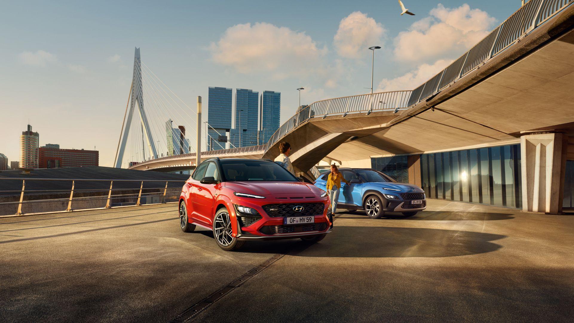 Dostupne s novom Konom po prvi puta, dinamične N Line ukrasne obloge s moćnim detaljima nadahnute automobilizmom.