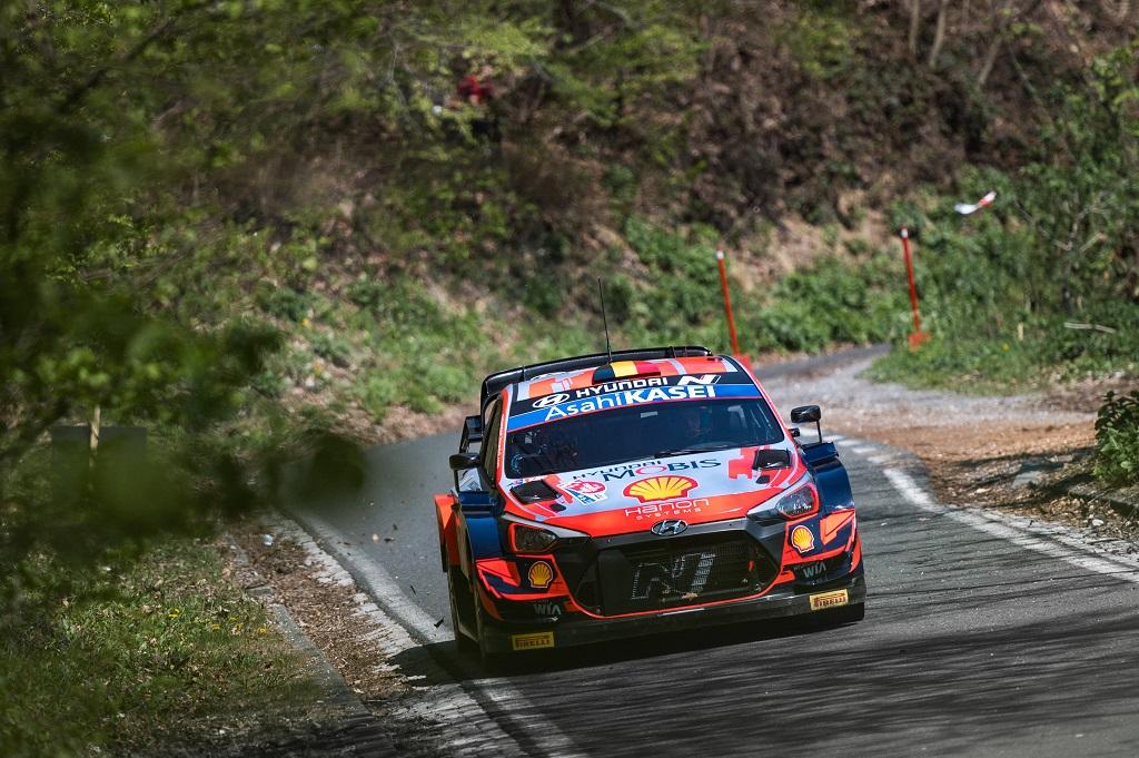 WRC je stigao!