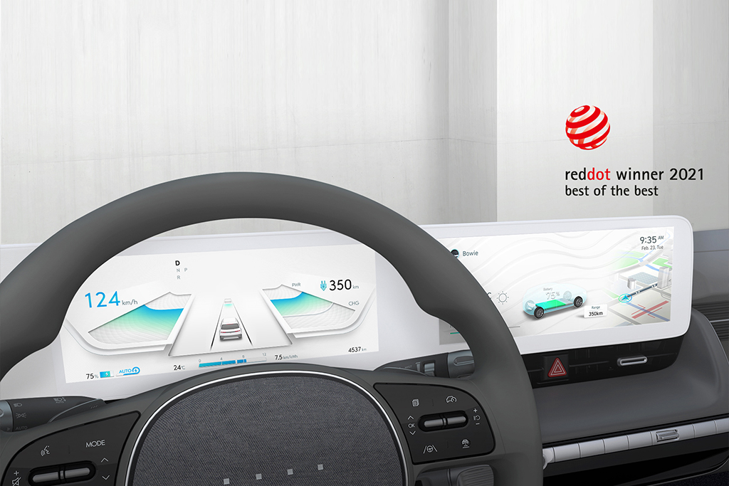 Hyundai Motor osvojio 16 Red Dot 2021. nagrada!