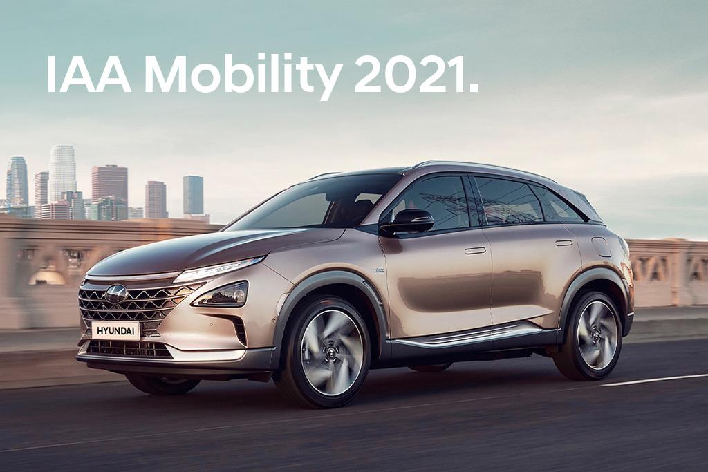 Hyundai na IAA Mobility 2021